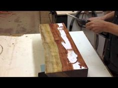 Epoxy Tutorial Video Epoxy, How To Apply and Bar Tops