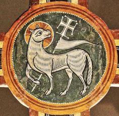Cruz de Baguergue - Agnus Dei