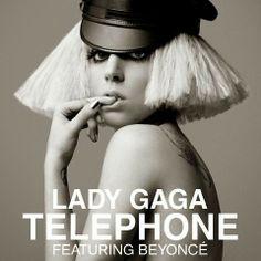Muzic Pool: LADY GAGA : TELEPHONE, #lyrics#ladygaga #telephone