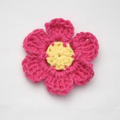 Little+Abbee:+Sweet+Pea+Flower...free pattern!