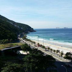 phil jones vista hotel rio (Foto: Reprodução / Instagram)