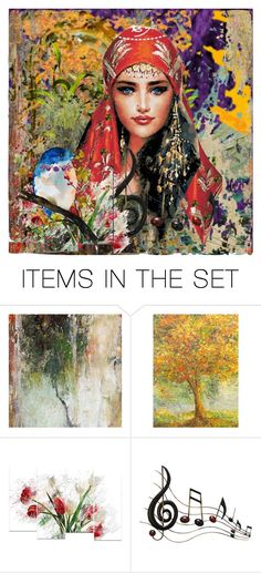 """Untitled 1427"" by ceca-66 ❤ liked on Polyvore featuring art"