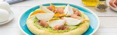 Torta Salata Prosciutto, Mozzarella di Bufala e Fiori di Zucca - Pizza Fresca e Gustosa | Vallelata