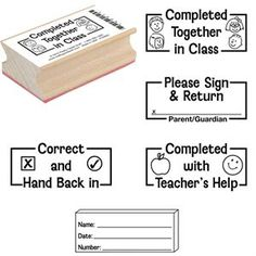 Use the best teacher supplies that stretch your dollar further by shopping at Really Good Stuff for top learning supplies, resources and classroom decorations. Teaching Supplies, Classroom Supplies, Teaching Tools, Teacher Organization, Teacher Hacks, Teacher Stuff, Teacher Stamps, Really Good Stuff, School Fun
