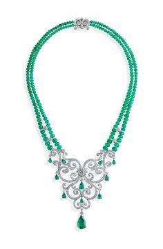 Collar La Esmeralda Fabergé Danses Fantasques