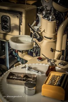 complete dentist Room from 1934...