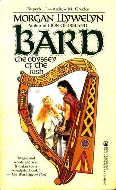 bard morgan llywelyn | BARD The Odyssey of the Irish