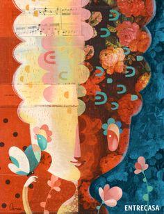gustavo aimar illustration revista entrecasa de mayo 2012