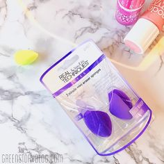 Are these #realtechniques mini sponges any good than my #BeautyBlender mini?!
