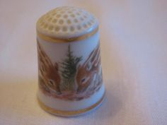 "Franklin Mint THIMBLE - ""Baby Animals"" Wild BOAR - (Marked Inside - FP (Franklin Porcelain) / Bone China / WWF (The World Wildlife Fund) / 1981) qualitycollectibles4u,http://www.amazon.com/dp/B00A0L8IUS/ref=cm_sw_r_pi_dp_Sc6.sb0AXFW0MP66"