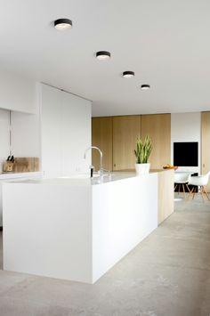 Opbouwverlichting keuken