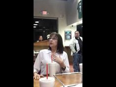 [VIDEO] Man Stands Up in Restaurant and, to Wife's Surprise, Announces Return of Military Son  |  This surprise homecoming starts out with mom being embarrassed that her husband is calling her out in front of everyone at the restaurant. But this embarrassment quickly fades when she hears the exciting news… Her son is home from Afghanistan!