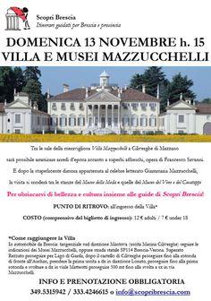 Villa e Musei Mazzucchelli  http://www.panesalamina.com/2016/52515-villa-e-musei-mazzucchelli.html