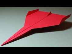 How to make a Paper Airplane - Paper Airplanes - Best Paper Planes in the World   Limbus - YouTube