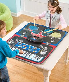 Take a look at this 2-in-1 Music Jam Playmat today!
