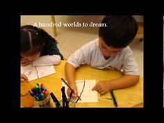 The Hundred Languages of Children by Loris Malaguzzi~Founder of the Reggio Emilia Approach - YouTube