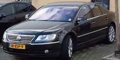 Volkswagen Phaeton V8 (2006) - Athlon – Tour of the century