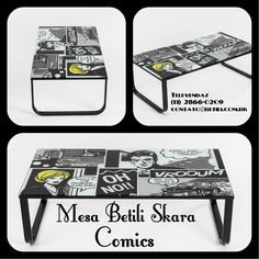 Mesa Betili Skara Comics