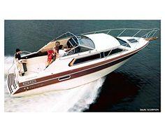1985 Chris Craft 266AC Scorpion Power Boat Factory Photo ...