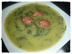 Da série: comida de festa junina  Caldo Verde