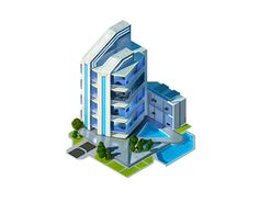 "Check out new work on my @Behance portfolio: ""Game. One building."" http://on.be.net/1ARj9I8"