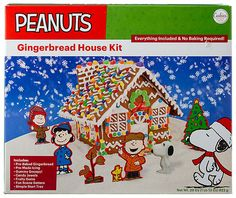 Peanuts Gingerbread House Kit | Bass Pro Shops: The Best Hunting, Fishing, Camping & Outdoor Gear