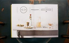 Chef's Special, issue 71. Design by Mash. Photography by John Laurie. Styled by Simon Bajada.