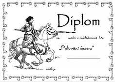 Diplom - Putování časem rytíř Ecards, Teaching, Memes, Google, Historia, E Cards, Meme, Education, Onderwijs