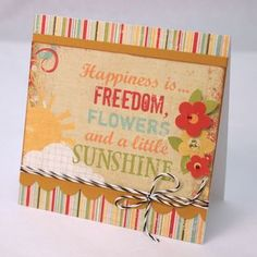 HappinessisCard-6x6-LoriAllred--100 days of summer