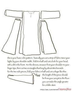 выкройка платья в стиле бохо - Поиск в Google