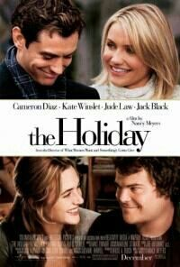 The Holiday... just looking at this movie poster gives me a smile. Not just because of the -then- so handsome Jude Law or the hilarious Jack Black, but also because it's just a cute and fun story