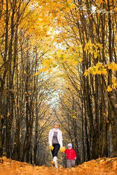 Осенние фотосессии в Гродно Блог Олеси Фетисовой