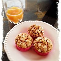 French+Toast+Muffins+by+Everyday+Happy+Herbivore+by+Lindsay+S.+Nixon