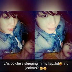 kpop, bts, and snapchat image
