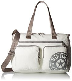 Kipling Stefany Solid Tote Lacquer Pearl * You can find more details by visiting the image link. (This is an affiliate link)
