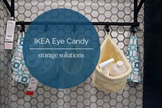 IKEA Eye Candy: Storage Solutions