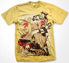 Awesome T-shirt Designs