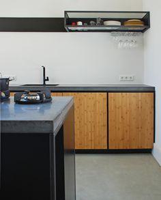 Kitchen design by BLOK