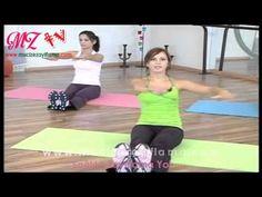 Bel Yanları ve Karın Kasları İçin Pilates Egzersizleri