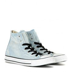 Converse Chuck Taylor Back Zip High-Top Sneakers ( 66) ❤ liked on Polyvore 3d60f294c