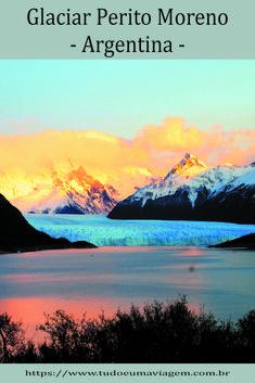 Um dia no Parque Nacional Los Glaciares na Argentina conhecendo o gigante mais famoso da região, o Glaciar Perito Moreno  #argentina #peritomoreno #losglaciares