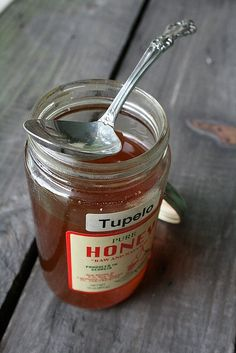 sweet as tupelo honey #South #Southern #Florida #tupelo #honey