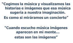 ¿Sabes como creó Walt Disney Fantasía? ¿y tú eres capaz de visualizar la música?