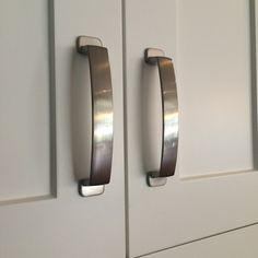 Open Concept, Powder Room, Door Handles, Wall Lights, Kitchen, Home Decor, Trough Sink, Cooking, Homemade Home Decor