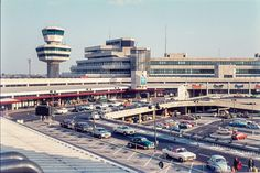 Called Flughafen Tegel, the book contains a series of photographs captured during the coronavirus lockdown in 2020 before the airport closed in late October, alongside some shots taken when it opened in the 1970s. New Berlin, Berlin Wall, Oscar Niemeyer, Social Housing, Shopping Malls, Brutalist, Cn Tower, Seattle Skyline, Architecture