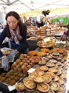 Portobello Road Market | Something to eat