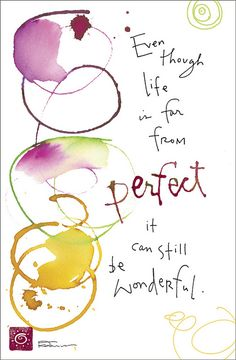 Kathy Davis Dose of Inspiration: Far from Perfect | Flickr - Photo Sharing!