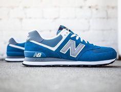 New Balance 574: Blue
