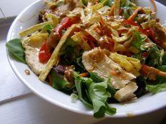 Houston's salad copycat