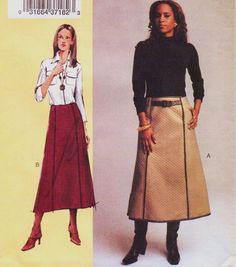 Vogue Sewing Pattern 7802 Today's Fit by Sandra by CloesCloset